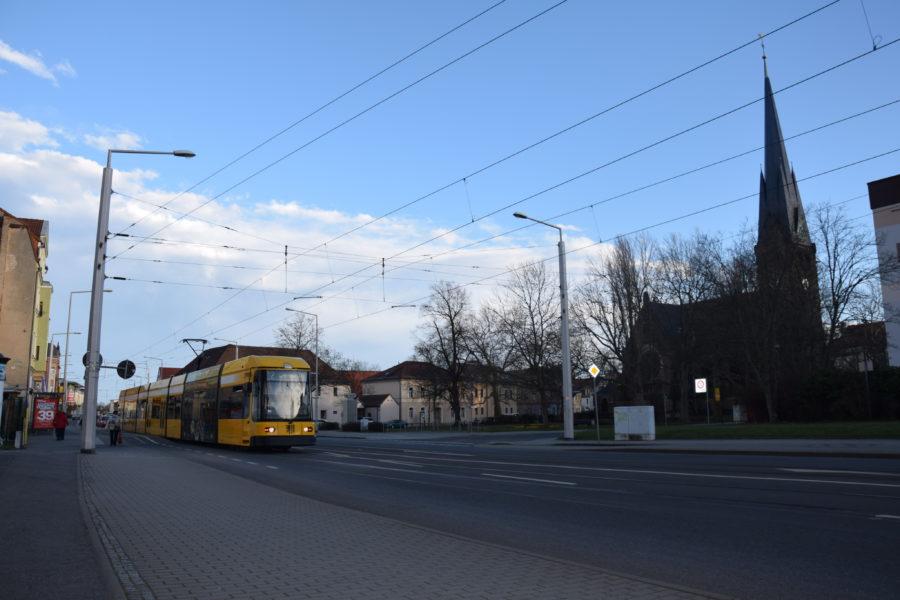 Dresden-Leuben Ansicht