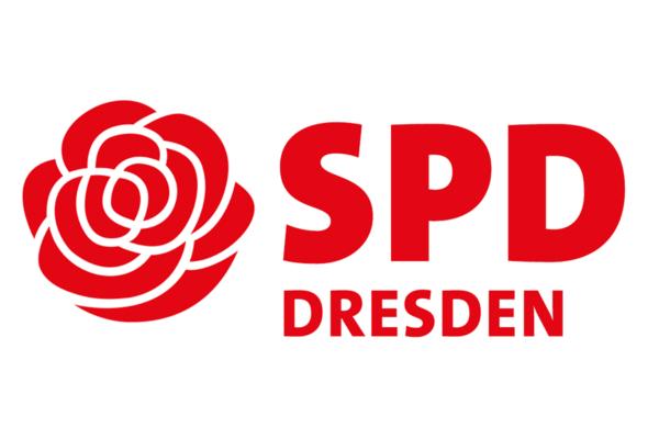 SPD Dresden Logo